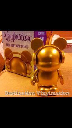 Radio Disney vinylmation