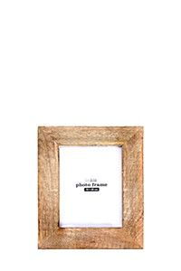 MANGO WOOD PHOTO FRAME, 15X20CM Photo On Wood, Picture Frames, Mango, Home Decor, Portrait Frames, Manga, Decoration Home, Room Decor, Transfer To Wood