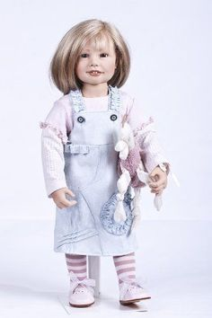 Zapf-Artist-Doll-Rike-by-Sieglinde-Frieske