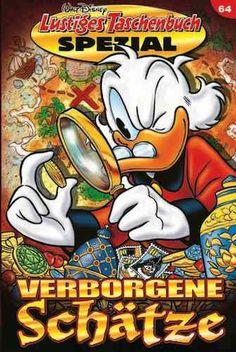 Die Entenhauser sind fleißige Sammler, unter anderem Uncle Scrooge (Abb. Egmont Ehapa).