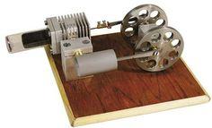 Kit to Build Hot Air Stirling Engine | eBay