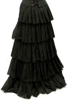 http://www.goodgoth.com/Mourning-Belle-Skirt-p597.html