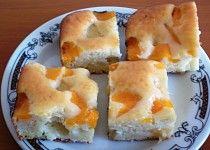 Mandarinkovo ananasový koláč