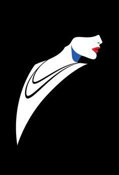 Dame Du Soir  - Strut and Fibre — Malika Favre