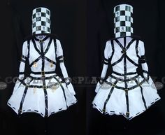 Alice Cosplay (The Mad Hatter) from Alice Madness Returns