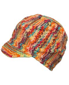 Knitted Wool Hat: Soul Flower Clothing at Soul-Flower.com