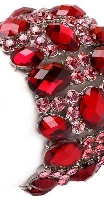 Red Rubbies Gems & Jewels | ~LadyLuxuryDesigns