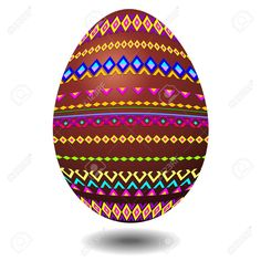 decorated egg - Google Search