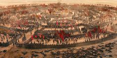The Battle of Red Cliff