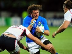 Mauro Bergamasco, rugby player Italy NT, Aironi