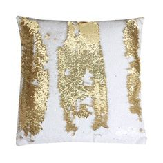 Melody Mermaid Reversible Sequin 20-inch Feather-filled Pillow - 18909706 - Overstock.com Shopping - Great Deals on Thro by Marlo Lorenz Throw Pillows