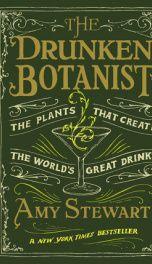 Cover of book The Drunken Botanist