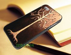 White Tree Gondor Walet Trendy  For iPhone 4/4s55s5c by JERATON, $14.50