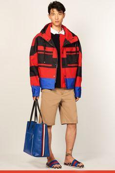Tommy Hilfiger | Menswear - Spring 2017 | Look 18