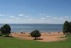 Beach at Elk Neck State Park