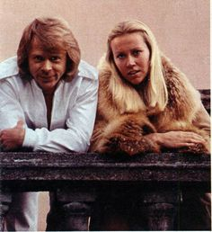 I think it's about time that we have this thread... I'm tired of posting everything in Agnetha's thread lol  Here's a nice one from The Movie photoshoot