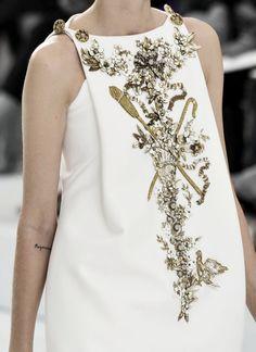 Chanel - embellished