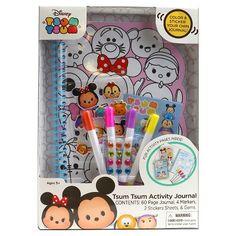 Disney Tsum Tsum Craft Activity Journal : Target