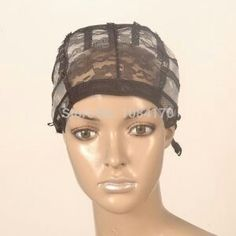 Hair Extensions & Wigs Leeven 1pcs U Parting Wig Cap For Making Wigs With Adjustable Strap On The Back Weaving Cap Size Ventilation Hair Net Black And To Have A Long Life. Tools & Accessories