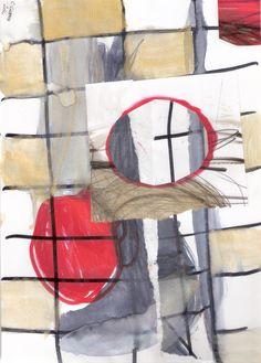 Anno 2014 (tecnica mista su carta by C.Gurra)