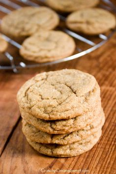 Gingerbread Snickerdoodles Recipe