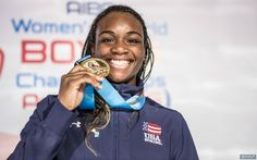 From USA Boxing: Olympic Gold Medalist Claressa Shields Wins Her Second Straight Elite World Championship in Kazakhstan May 27, 2016, 12:52 p.m. (ET) 2012 Olympic gold medalist Claressa Shields (Flint, Mich.) continued her incredible reign on Friday with a championship bout victory at the 2016 Women's World Championships in Astana, Kazakhstan. Shields is the first…