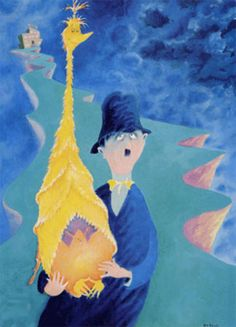Dr. Seuss Theodor Geisel : Man who has Made an Unwise Purchase - Art Brokerage