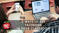 You will find most of today's young generation on Facebook. Even though it's a social media website, if you use it in your classroom for various activities, you will have no trouble engaging your students. You can take advantage of this communication mode by sharing material that is relevant to your course, presenting ideas, asking …