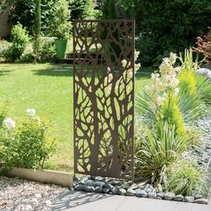 Buy Decorative metal screen : Delivery by Waitrose Garden in association with Crocus