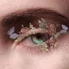 make-up beauty beauté femme maquillage Eye Makeup Art, Eye Art, Cute Makeup, Simple Makeup, Makeup Inspo, Makeup Inspiration, Makeup Looks, Makeup Ideas, Fox Makeup