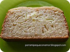 Cuando queremos hacer un bizcocho rápido, normalmente hacemos el bizcocho de yogur en la panificadora , es un bizcocho muy sencillo y p... Lidl, Banana Bread, Desserts, Recipes, Amor, Frases, Bread Machine Bread, Apple Muffins, Bread Recipes