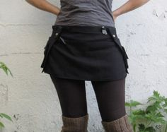 Full sectional womans apron can be worn 2 ways; Farm Clothes, Work Belt, Black Apron, Work Aprons, Looks Great, Plus Size, Style Inspiration, Fashion Outfits, Etsy
