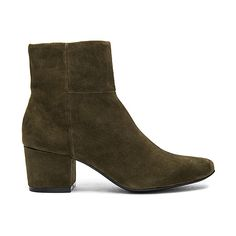 Steven Wes Bootie (620 RON) ❤ liked on Polyvore featuring shoes, boots, ankle booties, booties, ankle bootie boots, ankle boots, bootie boots, steven booties and short boots