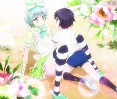 Cute Manga Girl, Cute Anime Boy, Otaku Anime, Manga Anime, Anime Art, First Love Monster, Neko Boy, Fairy Tail Images, Yugi