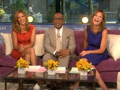 TODAY anchors reveal favorite part of summer