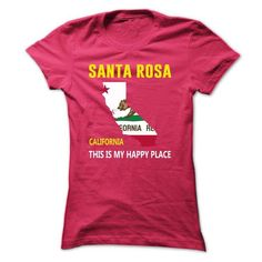 Santa Rosa, California - This Is My Happy Place #name #ROSA #gift #ideas #Popular #Everything #Videos #Shop #Animals #pets #Architecture #Art #Cars #motorcycles #Celebrities #DIY #crafts #Design #Education #Entertainment #Food #drink #Gardening #Geek #Hair #beauty #Health #fitness #History #Holidays #events #Home decor #Humor #Illustrations #posters #Kids #parenting #Men #Outdoors #Photography #Products #Quotes #Science #nature #Sports #Tattoos #Technology #Travel #Weddings #Women