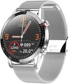 #Smartwatch #Fitnesstracker #Fitnessuhr #Geschenkidee Fitness Tracker, Bluetooth, Samsung, Iphone, Smartwatch, Breitling, Omega Watch, Watches, Accessories