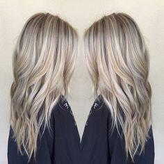 Modna koloryzacja blond 2017: crystal ash, maślane sombre, srebrzysty balejaż