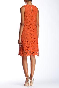 Sleeveless Lace Dress by Julia Jordan on @nordstrom_rack