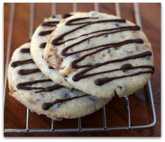 Toffee- Chocolate Chip Cookies #recipe
