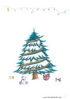 Free printable - Christmas tree for decorating with quilling or use as Playdoh mat Free Christmas Printables, Free Printables, Kids Learning Activities, Play Doh, Quilling, Crafts For Kids, About Me Blog, Christmas Tree, Valentines
