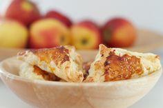 Rożki francuskie z jabłkami - szybko się je robi, jeszcze szybciej znikają...