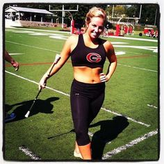 Meet Miranda Williams: Feature Twirler #campuscelebs