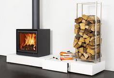 modern wood burners - Google Search