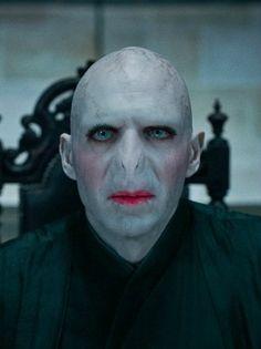 Should have given him the best makeup award