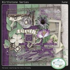 Birthstone Series-June