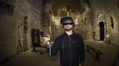 Museums are turning to virtual reality, apps, and interactive experiences to keep tech-savvy visitors engaged