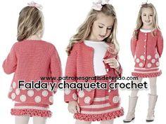Cómo se hace un short a crochet / Tutorial Crochet Shawl, Crochet Baby, Baby Patterns, Crochet Patterns, Boy Or Girl, Tapestry, Sweaters, Skirts, Model