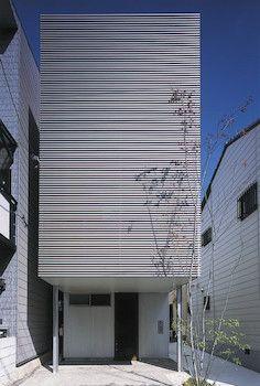 狭小住宅、狭小地、変形地に建つ家 施工事例(東京・名古屋・大阪) | アーキッシュギャラリー