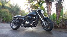2006 Kawasaki Vulcan VN1600-B1 Mean Streak Custom Bobber, currently being auctioned in the United States on eBay for $4,950 (or Best Offer). http://ebay.com/itm/171954999177?rmvSB=true